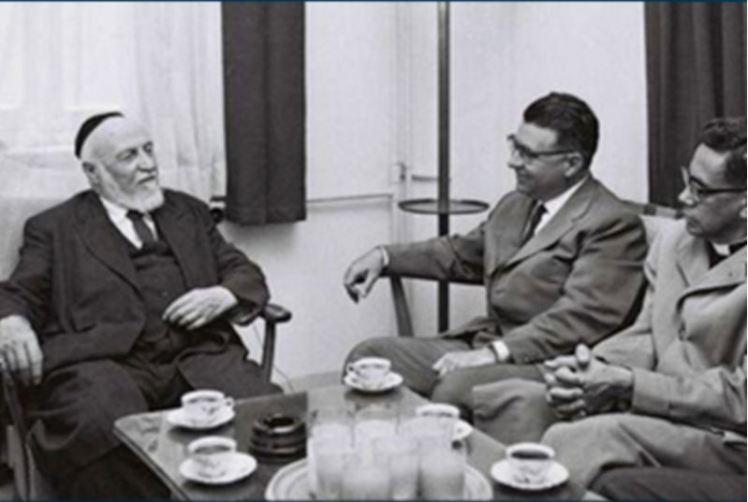 Jacob Moïse Toledano Tel Aviv 1942
